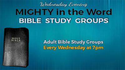Meadows Baptist Church Bible Study Groups