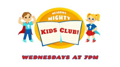 Meadows Mighty Kids Club